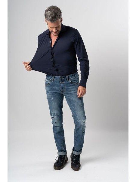 Camicia uomo TECNO