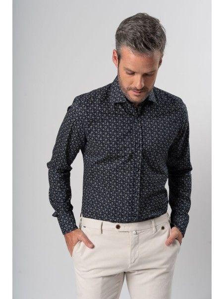 Camicia uomo fantasia
