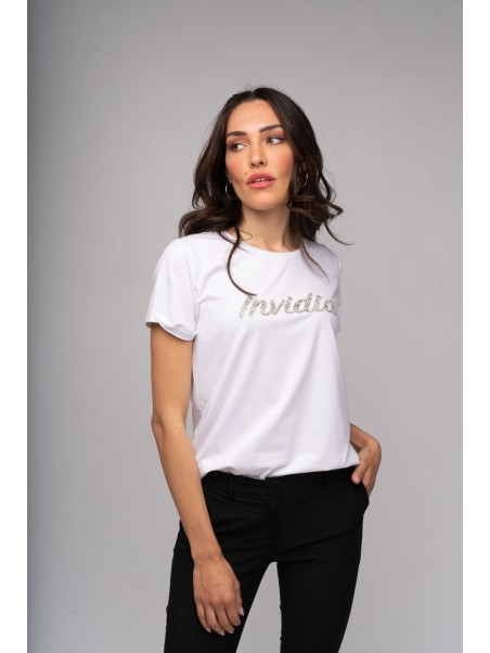 T-Shirt donna in cotone