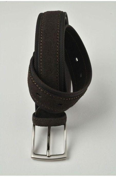 Cintura tela e camoscio
