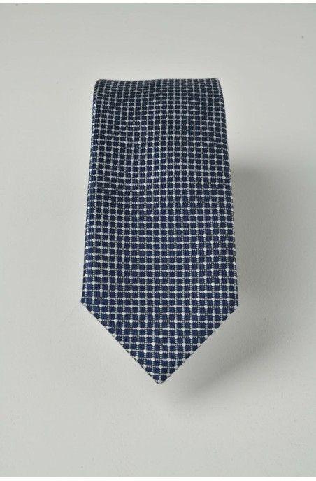 Cravatta fantasia pala stretta