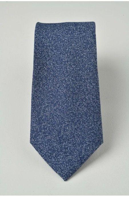 Cravatta tinta unita