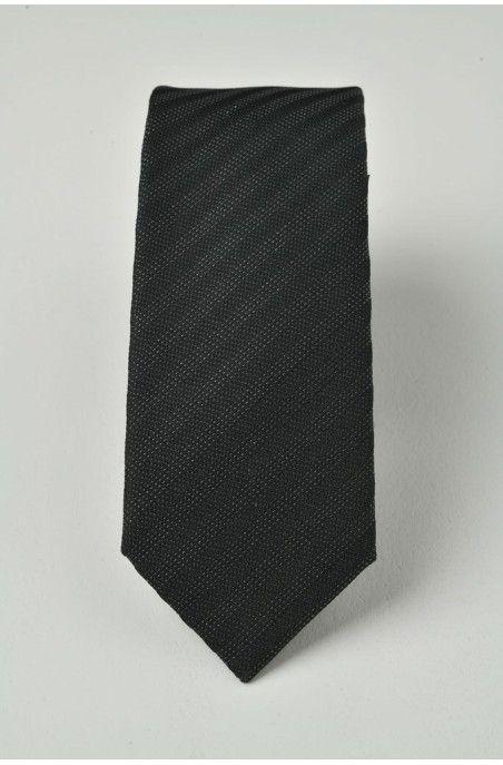 Cravatta tinta unita pala...