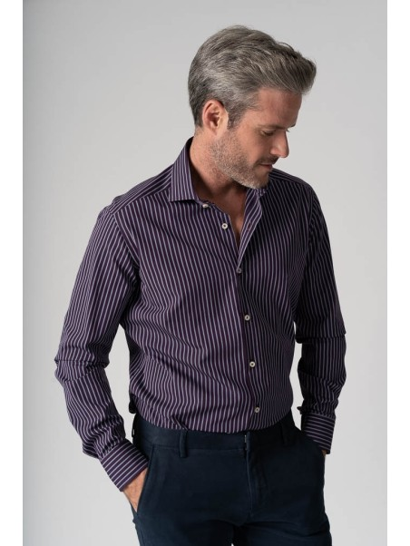 Camicia uomo regular fit