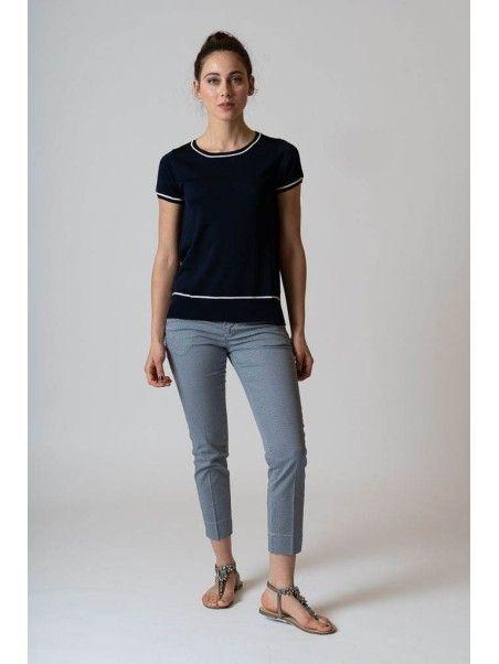 Pantaloni donna stampati