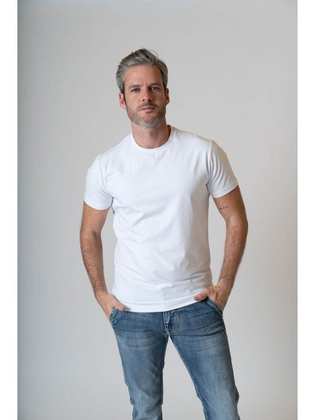 T-shirt tinta unita