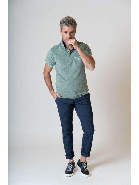 Pantaloni uomo seersucker
