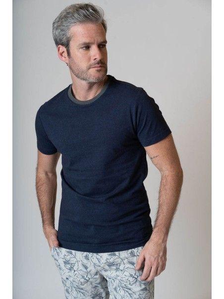 T-shirt uomo melange
