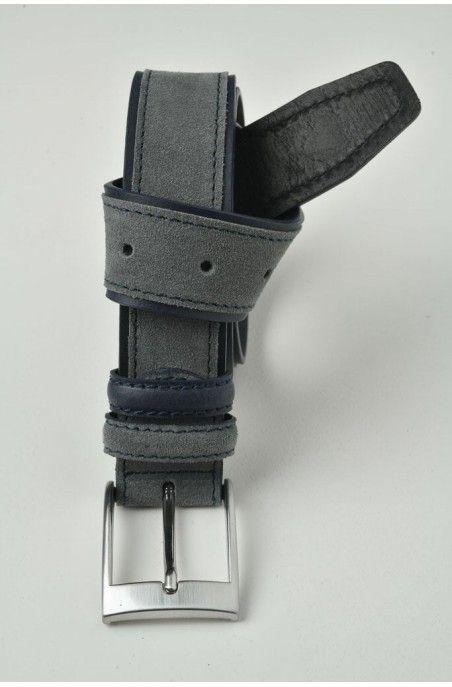 Cintura nastro scamosciato