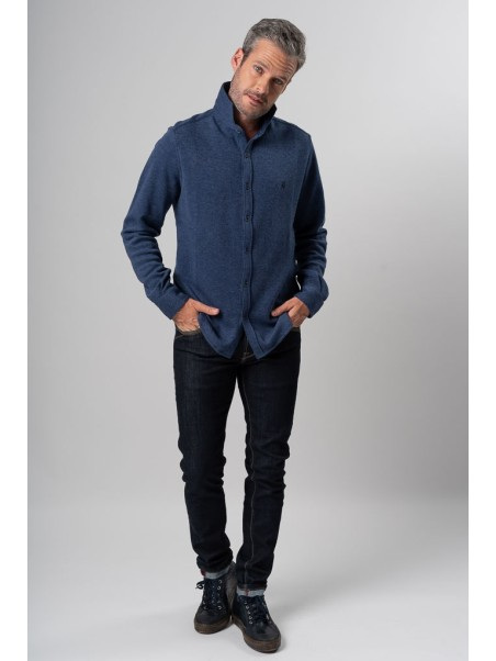 Camicia uomo stile polo