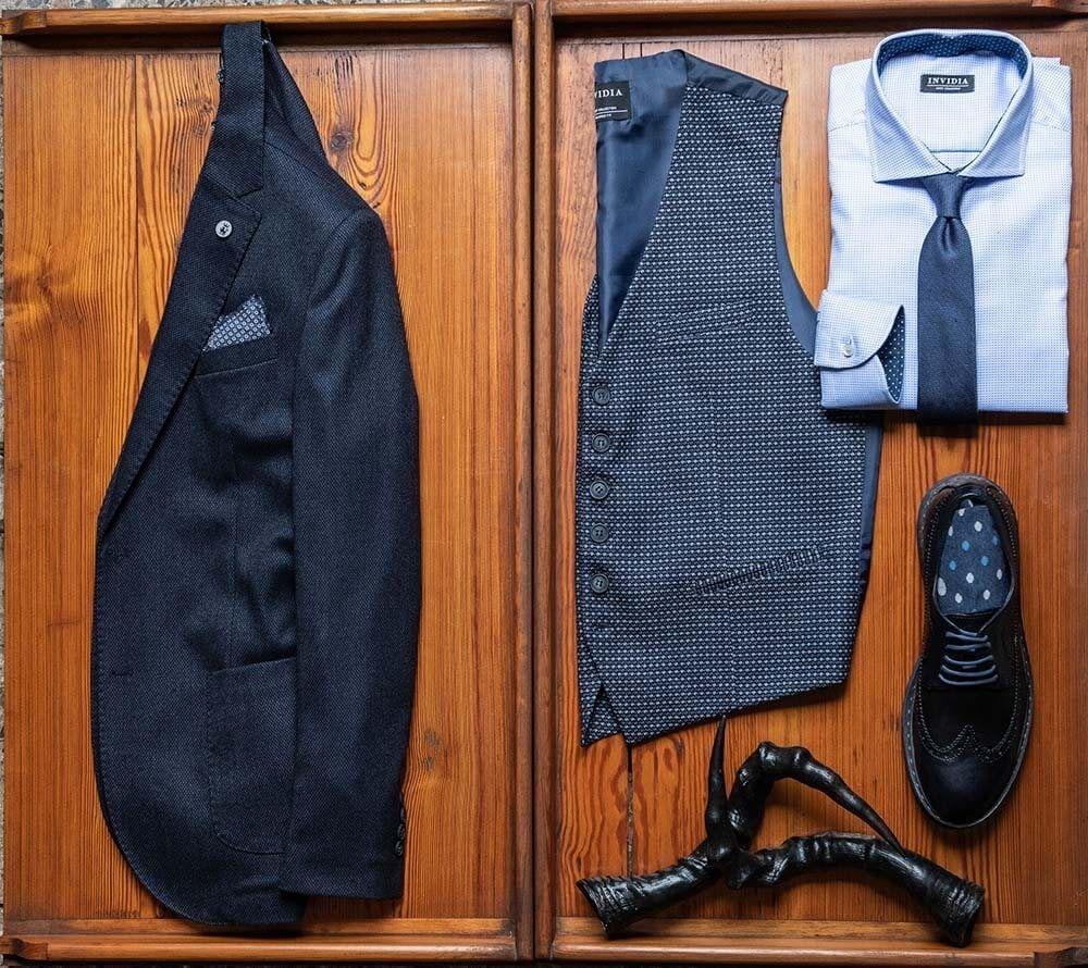Come abbinare le scarpe da uomo look elegante