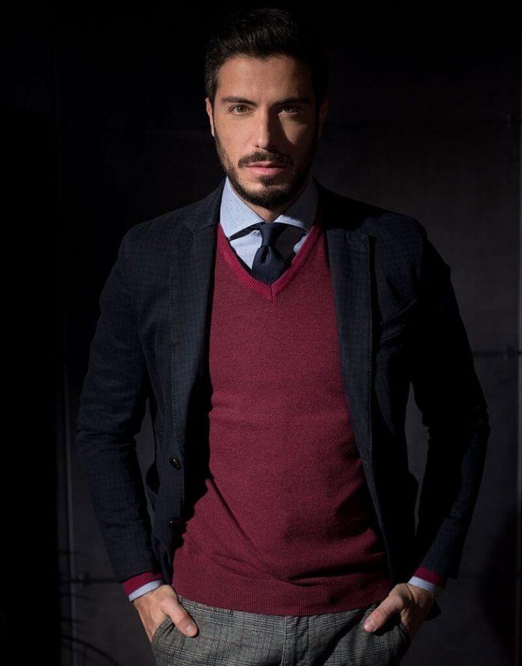 rivenditore di vendita 6e46e 13e05 Cosa mettere sotto il maglione uomo: guida agli abbinamenti ...