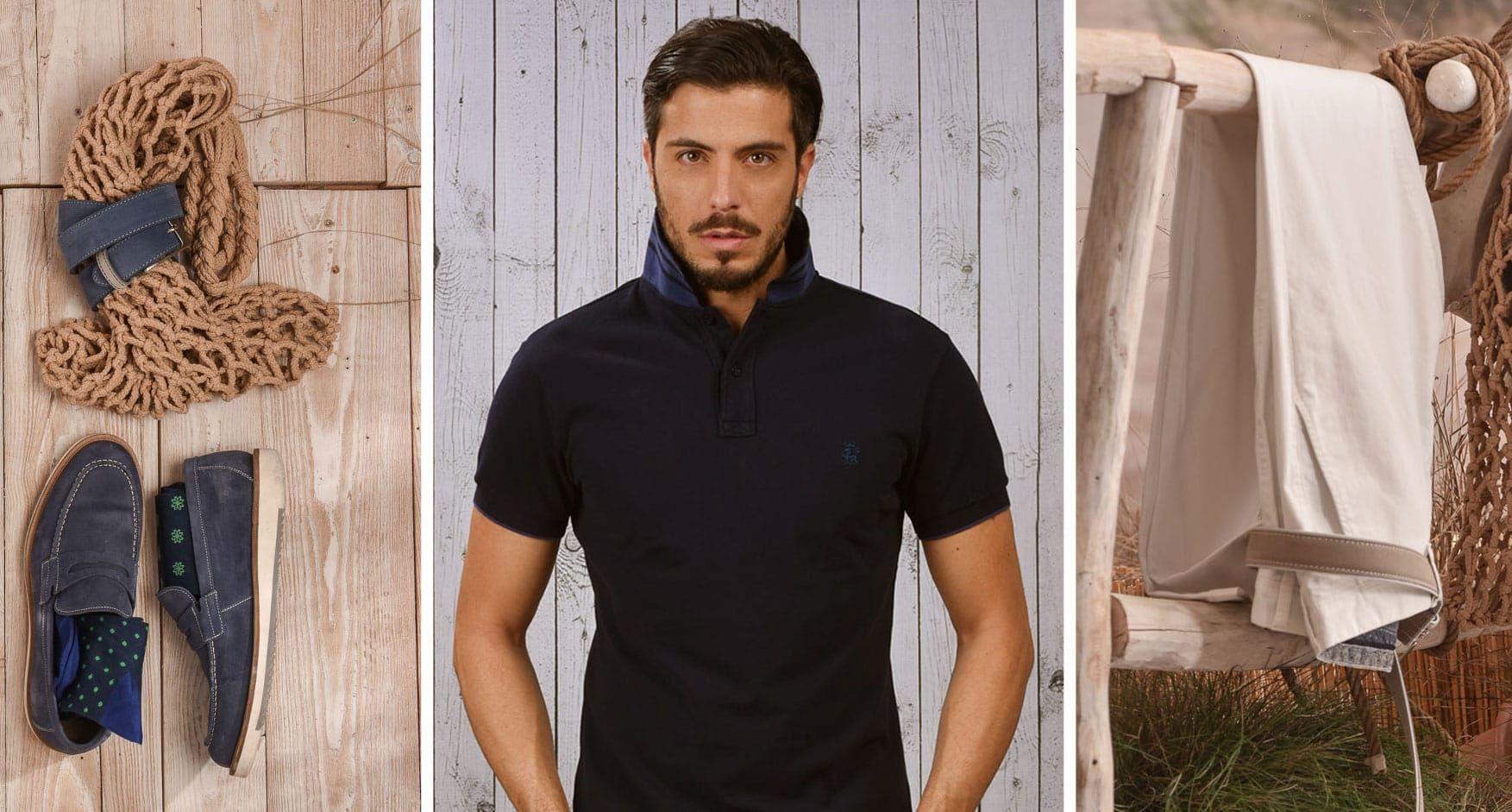 nuova collezione 57c86 59329 Come abbinare le magliette polo: le idee per l'estate ...