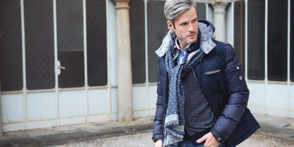 Come mettere la sciarpa uomo: 7 idee per indossare la sciarpa in modo sempre diverso