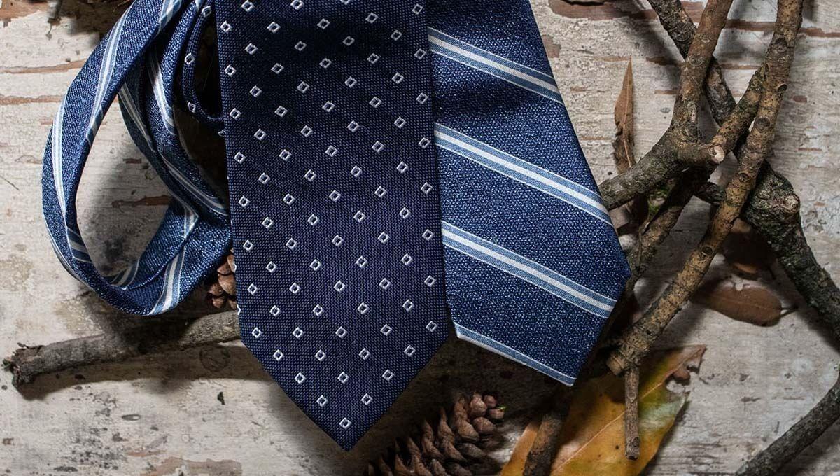 Cravatta per abito nero  Gli abbinamenti giusti con il look total black adf22c063aa