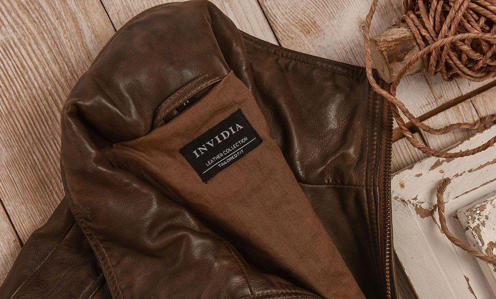 sports shoes fcc2f 731ea Come pulire la giacca di pelle: 5 idee per conservare il ...
