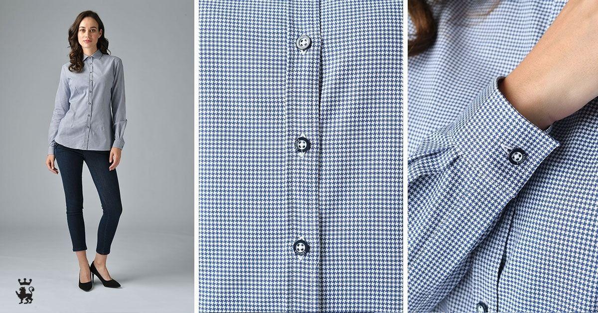 huge selection of cad3f f1941 Due outfit con camicia a quadri da donna: jeans vs pantaloni neri