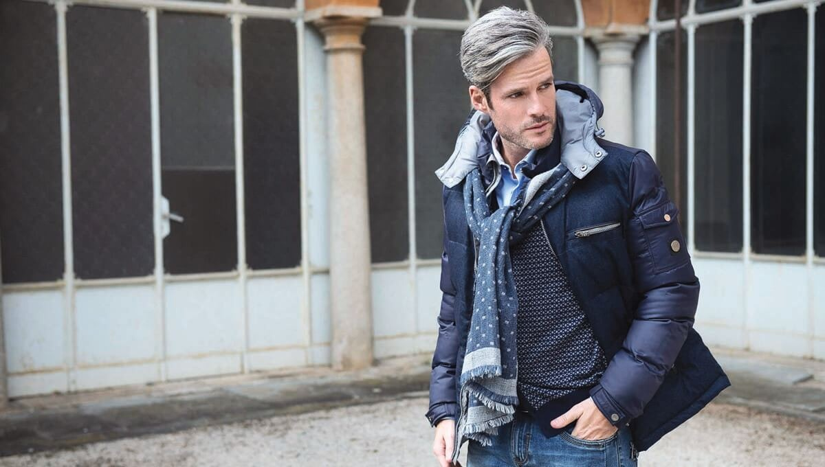 wide varieties newest classic fit Come mettere la sciarpa uomo: 7 idee per un look sempre ...